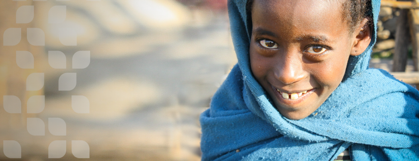 Girl from Ethiopia